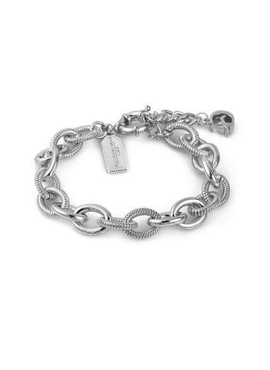 Alberto Guardiani Alberto Guardiani Ag10387Blk Jewelery Bileklik Gümüş